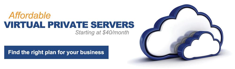 Virtual Private Servers Hosting